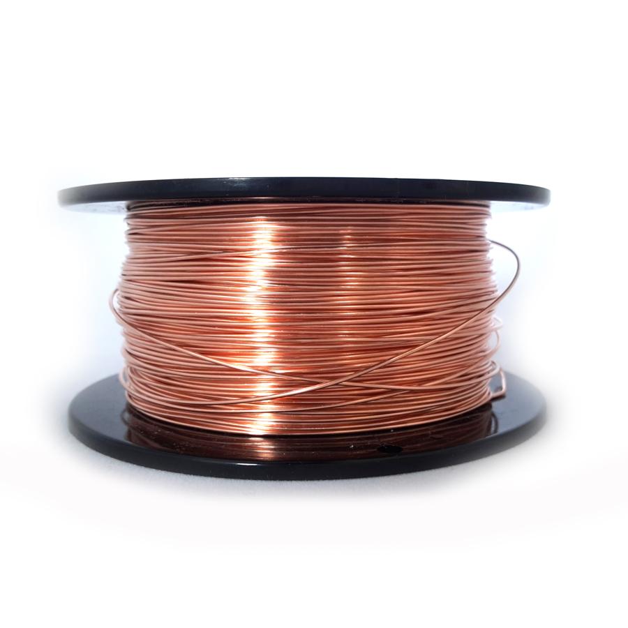 1 lb, 99.9% Pure Copper Wire, Dead Soft, Round – M.Y. Jewelry Supply