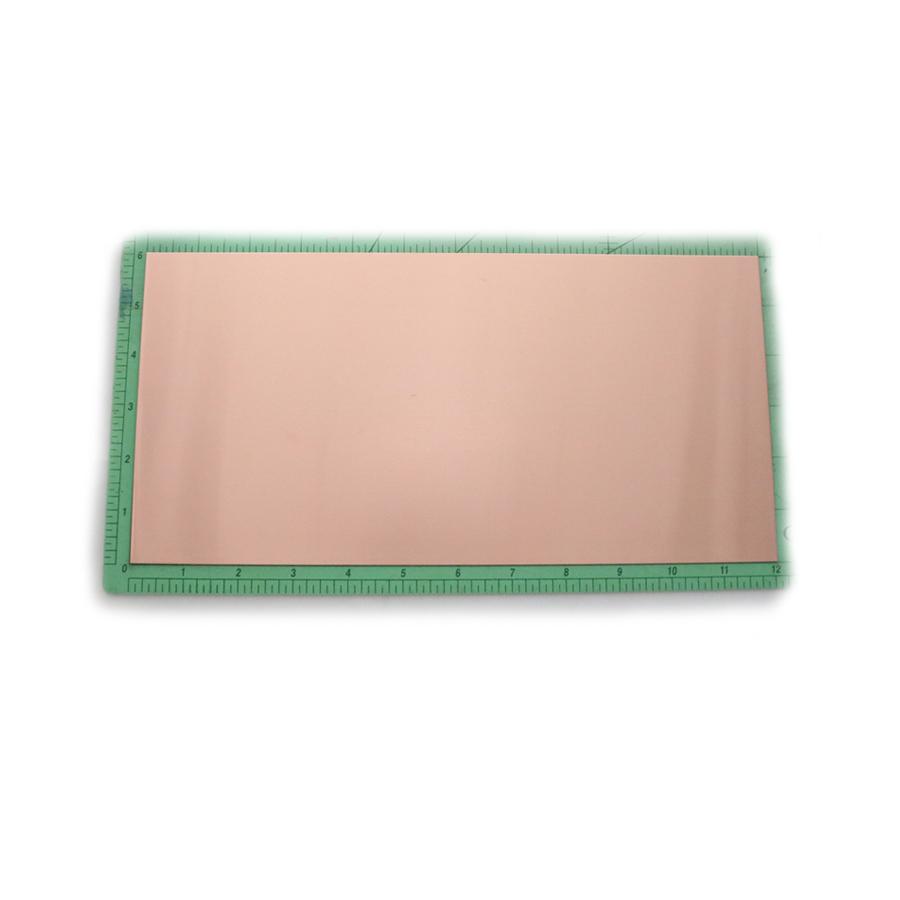 99 9 Pure Copper Metal Sheet 6 X 12 Inch Dead Soft