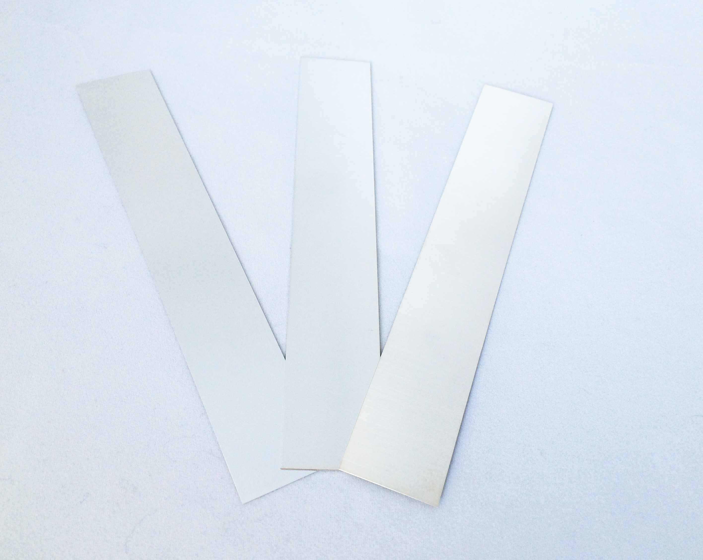 925 Sterling Silver Sheet 6 X 1 9 34 Gauge Rectangle