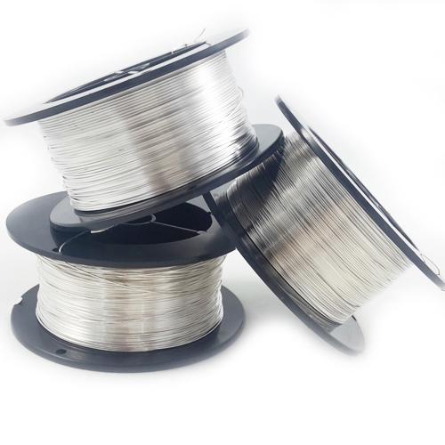 Dead Soft Sterling Silver Round Wire 10 Gauge 5 Feet
