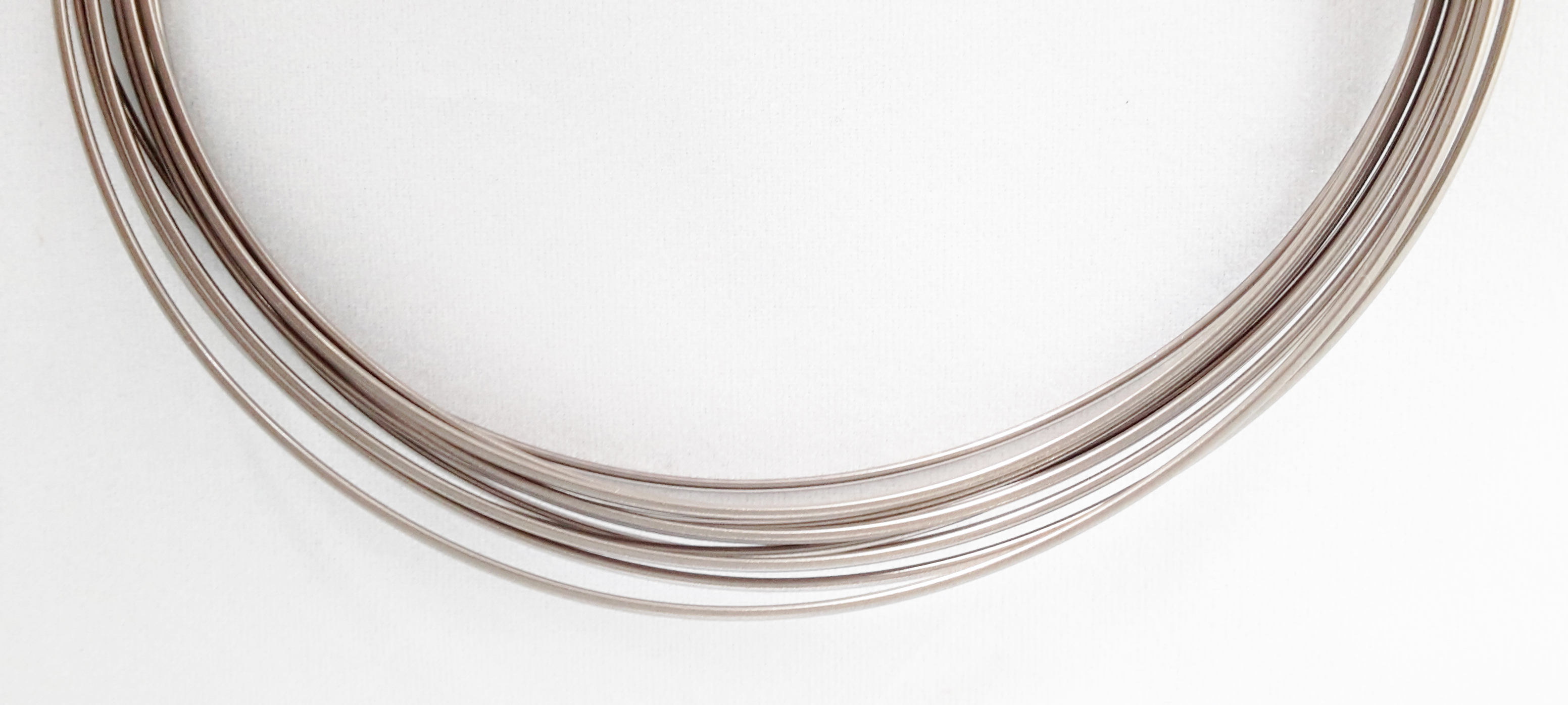 Niobium Wire Dead Soft Round M Y Jewelry Supply